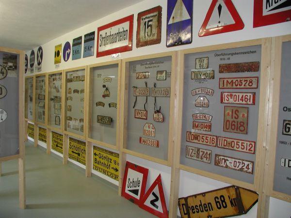 Übersicht deutsche Nummernschilder