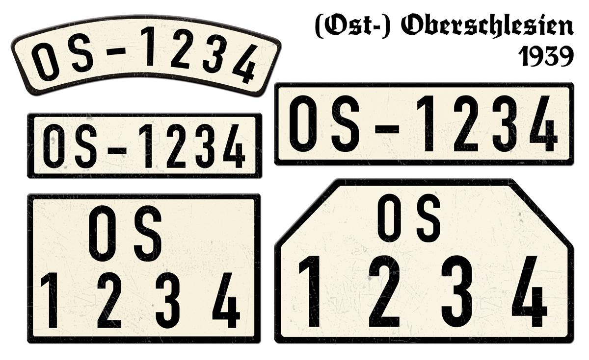 Ost-Oberschlesien 1939