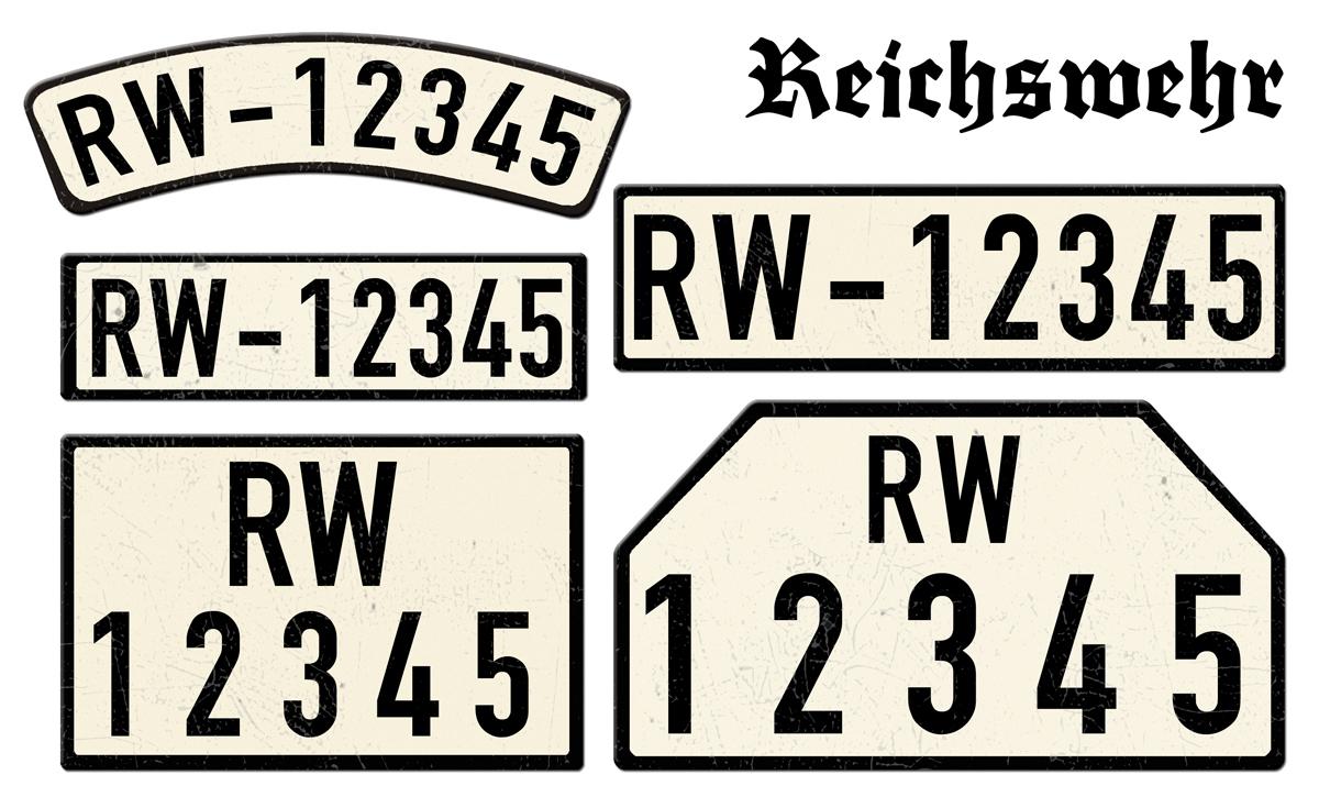 Reichswehr im Deutschen Reich 1923 bis 1935