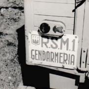 San Marino LKW Gendarmeria nr 1